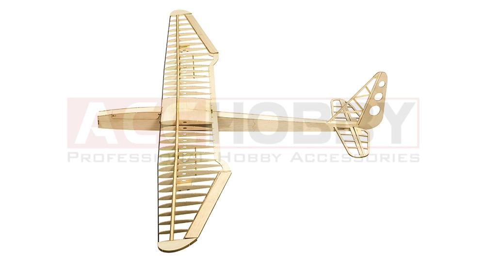 ბალზას ხის თვითმფრინავის - დისტანციური მართვის სათამაშოები - ფოტო 2