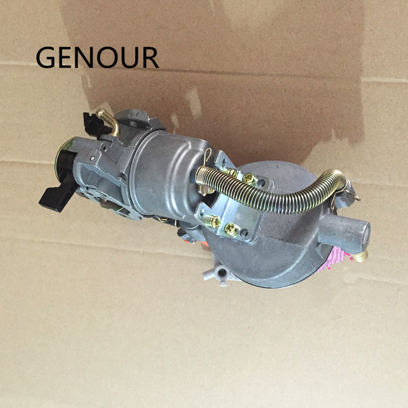 Novo design jiwannian lpg & cng carburador