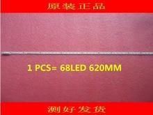 Бесплатная доставка 1 шт 68 светодио дный 620 мм светодио дный полосы V500H1-LE6-TREM7 для V500HJ1-LE8 светодио дный 50M5580AF