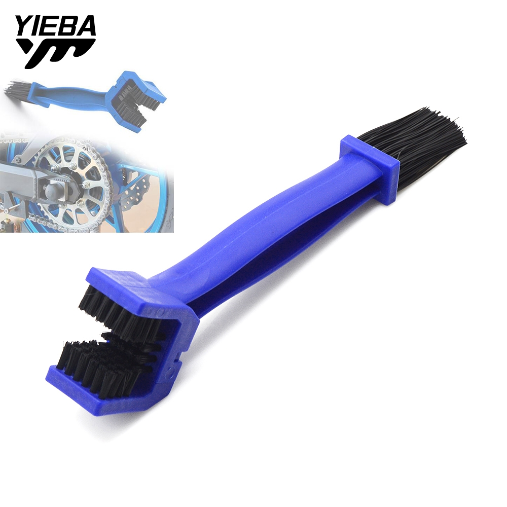 Universal Motorcycle Bicycle Chain Clean Brush FOR HONDA CRF150R CRF 150R CRF-150R 2007-2018 2008 2009 2010 2011 2012 2013 2014