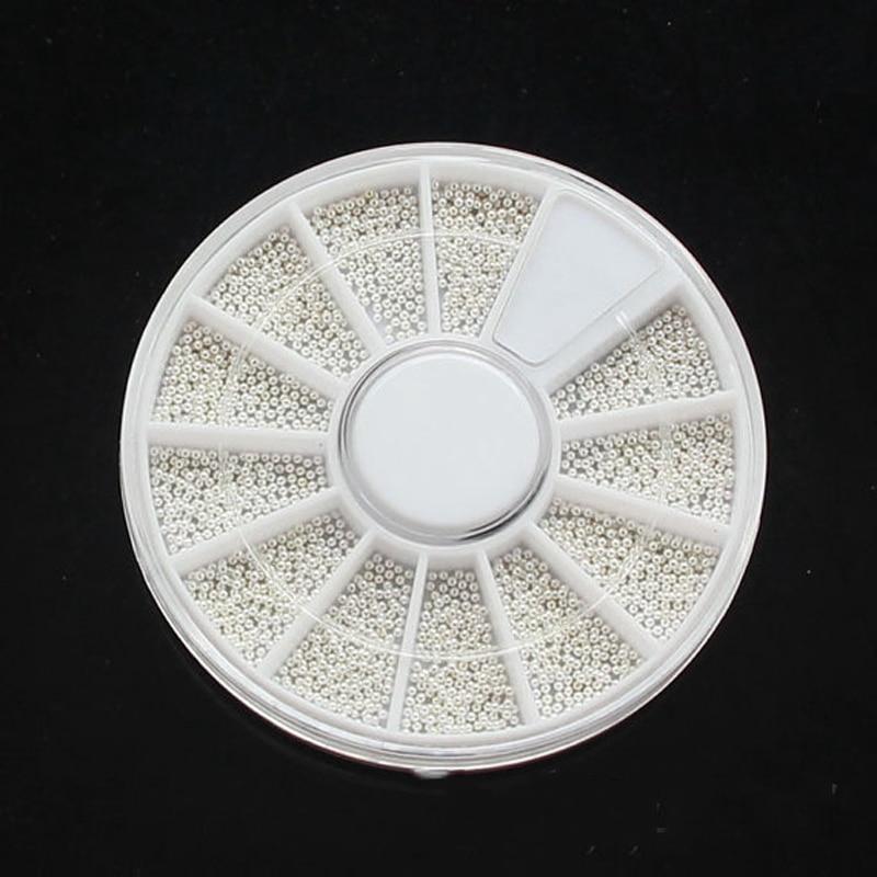 1Wheel-X-3-Color-1mm-Golden-Silver-Tiny-Caviar-Beads-Nail-Art-Studs-3D-Nail-Art