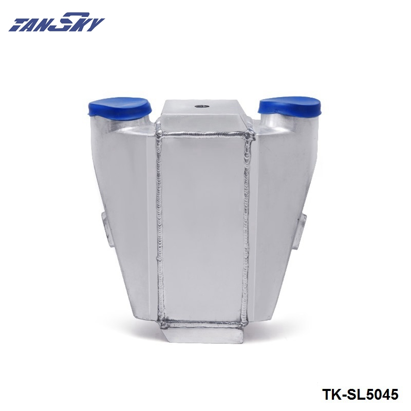 Universal Liquid/Water to Air Intercooler 12