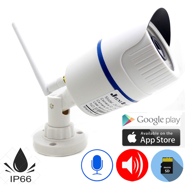 Ip Camera Wifi 1080P Outdoor 960P 720P Cctv Security Video Wireless Onvif 2mp Surveillance Audio Ipcam Night Vision Home Camera