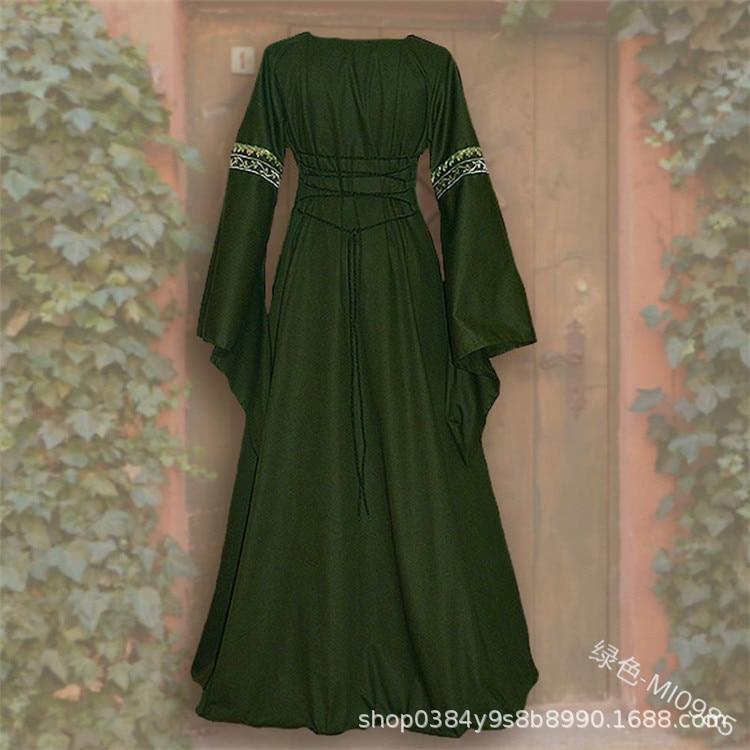 medieval dress (9)
