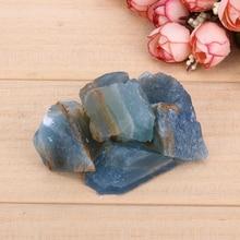Dark Blue Apatite Stones Reiki Rough