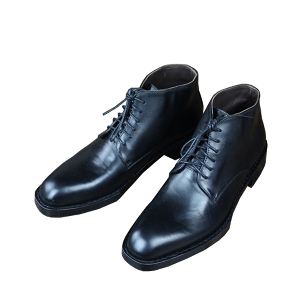 15a454876140d Sipriks Mens Goodyear Welted Dress Boots Genuine Leather Black Derby Boots  Luxury Brand Mens Wedding Boots European Work Shoes-in Work   Safety Boots  from ...