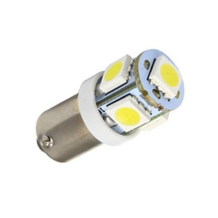 AUTO 10 x T11 BA9S 5 LED 5050 SMD LED Marker Lamps LED SMD HID CANBUS ERROR FREE Car Side Wedge Light LO3 car stylingfeb16 2pcs 12v 31mm 36mm 39mm 41mm canbus led auto festoon light error free interior doom lamp car styling for volvo bmw audi benz