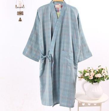 2016 hot Kimono Albornoces del Traje de Las Mujeres de Invierno Bata de Franela Hembra Bata Engrosamiento Ropa para hombres ropa de noche Casual En El Hogar