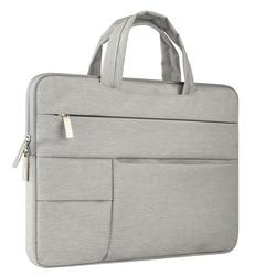 Laptop Sleeve Bag for Macbook Air 13 Case Nylon Laptop Case 15.6 11 14 15 inch Bags for Men Women 2018 Zipper Unisex Backpack