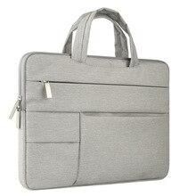 Get more info on the Laptop Sleeve Bag for Macbook Air 13 Case  Nylon Laptop Case 15.6 11 14 15 inch Bags for Men Women 2018 Zipper Unisex Backpack