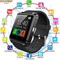 Новые умные часы для мужчин  Bluetooth  умные часы U8 для IPhone  IOS  Android  смарт-телефон  часы  носимые устройства  Смарт часы PK M3 band