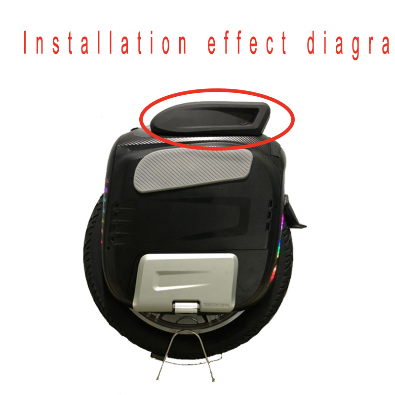 Gotway Msuper X Electric unicycle Original accessories Cushion and fender mudguard 100V 3A Original charger New