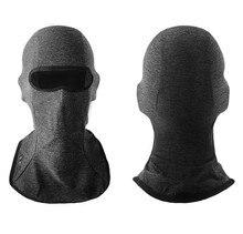 New Balaclava Face Mask Motorcycle Shield Unisex Ski Quick-Drying Breathable Summer Skull Moto Biker Cycling