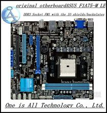 Free shipping original for ASUS F1A75-M LE DDR3 Socket FM1 SATA3 Gigabit Ethernet motherboard Free shipping