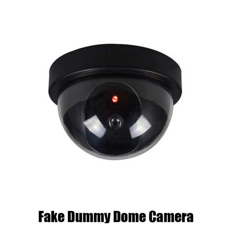 CTVMAN Dummy Camera CCTV Fake Video Cameras Indoor Outdoor Security Surveillance Dome Mini Micro Dummy Cam Camaras de seguridad fake dummy security camera cctv surveillance system with realistic simulated leds outdoor indoor for home cam warning sticker