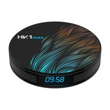 HK1 MAX Android 9.0 TV BOX 4K Youtube Google Assistant RK3328 4G 64G 3D Video TV receiver Wifi Play Store Smart Set top TV Box android 6 0 gps navigation box for porsche cayenne pcm 3 1 optional carplay google play youtube waze google map video interface