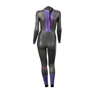 Image 4 - מוחלט געש נשים סגול 5MM SCS ארוך שרוול חליפת צלילה חליפת טריאתלון גלישה ימאמוטו Neoprene בגד ים