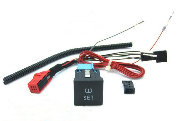 tpms tire tyre pressure warning switch button wire harness. Black Bedroom Furniture Sets. Home Design Ideas
