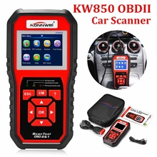 KONNWEI KW850 OBD2 Scanner Car Diagnostics Tool Engine Fault