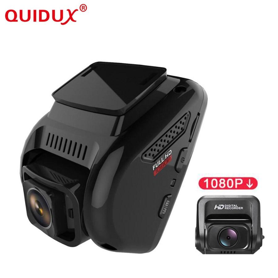 Car Video Surveillance Dvr/dash Camera Quidux 4k Ultra Hd Gps Car Dash Cam 2160p 60fps Dvr Hdr With 1080p Sony Sensor Rear Camera Night Vision Dual Lens Auto Dashcam Driving A Roaring Trade