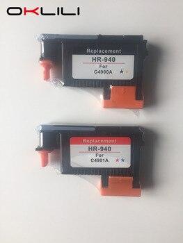 Для hp 940 C4900A C4901A Печатающая головка для hp Pro 8000 A809a A809n A811a 8500 A909a A909n A909g 8500A A910a A910g A910n >> OKLILI Store