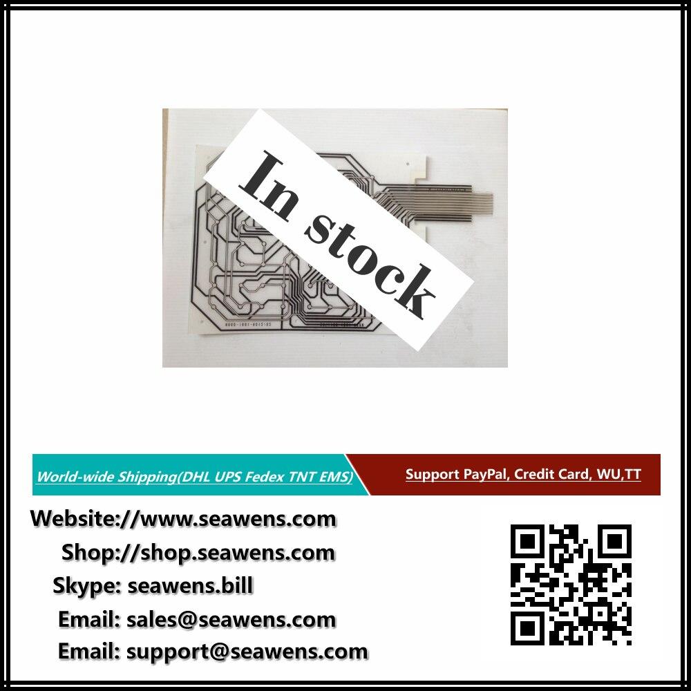 Membrane keypad for FANUC N86D-1601-R011 Repair