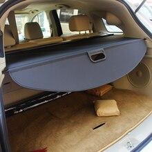 Для Acura MDX RDX 2007- аксессуары черный задний багажник защитный щит грузовая полка тент покрытие автомобильный Стайлинг