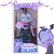 Junior Vampirina Toy Dolls With Light & Music Vampirina Girl Figure Toys For Children Brinquedos(China)