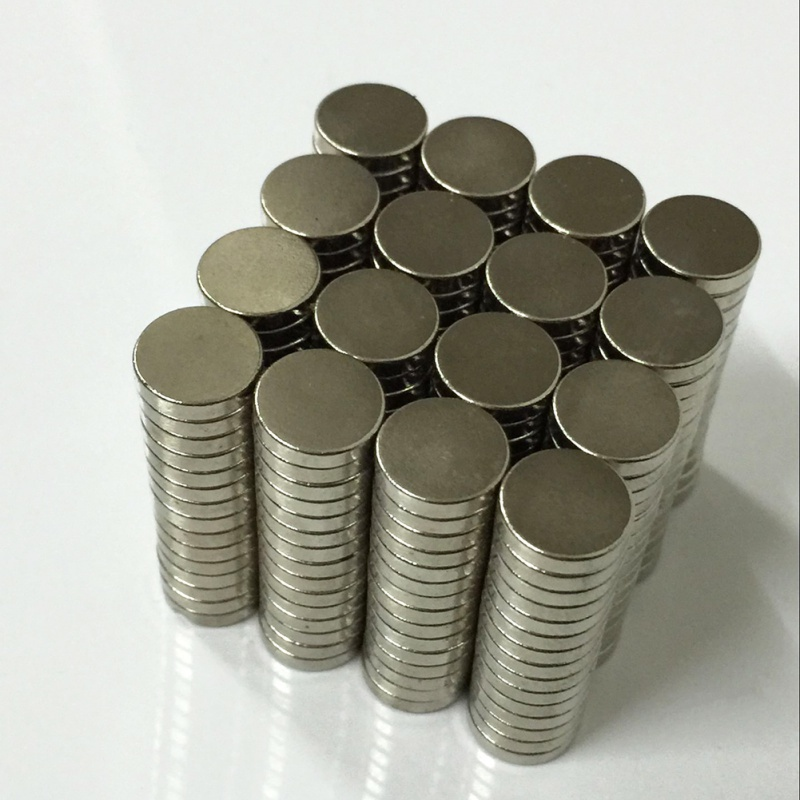 20 Pieces/pack 9 x 2 mm Strong Rare Earth NdFeB Magnet Neodymium N50 Magnetic Materials earth 2 society vol 4 life after death