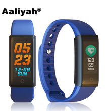 Aaliyah X6s Bluetooth Smart Watch Wristband Screen Blood Pressure Heart Rate Monitor Fitness Tracker Smartwatch for IOS Android