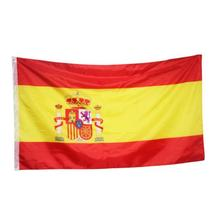 90 x150cm Large spain eagle f lag Polyester National Banner Spain flag Happy Gifts Home Office Garden Decor