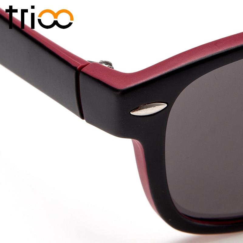 TRIOO Absolvent 0,25 zu 12 Frauen Sonnenbrille Rezept Objektiv Gläser UV400 Myopie Weibliche Sonnenbrille Brillen Zubehör - 5