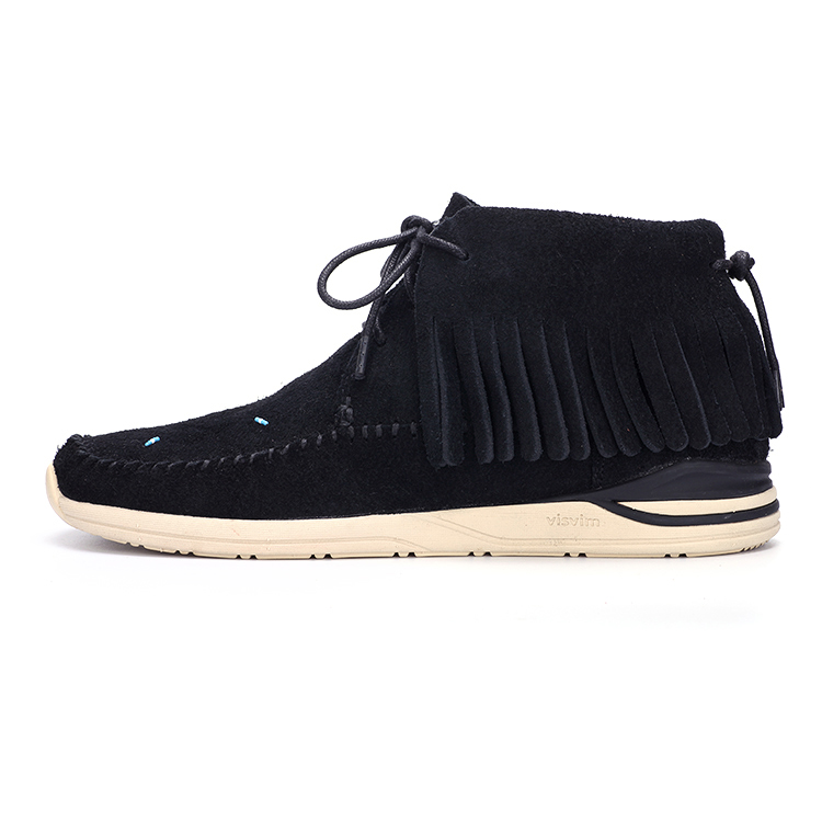 Private Customed Handmade Japanese Mens Casual Nubuck Sneaker Shoes 14 ss FBT SHAMAN - FOLK Tassel Kanye west Shoes все цены