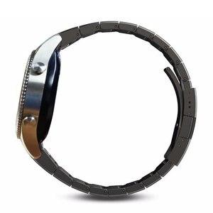 Image 3 - 20mm 22mm Metall Armband Für Huawei Uhr GT2 Armband Für Samsung Galaxy 46mm Getriebe S3 Handgelenk Band strap Amazfit 2 Schnell installieren