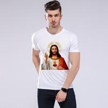 New Arrival Medusa Religion Jesus Summer Fashion Cotton Men's T-shirts Short Sleeve Hipster Fashion Shirts Hip Hop Tops L10-I20