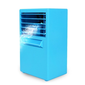 Practical Design Compact Size Personal Use Air Conditioner Air Cooler Fan Home Office Desk Cooler Cooling Bladeless Fan Fans