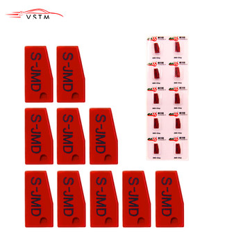 10Pcs/Lot JMD King/Red Chip Car Key Chips High Quality Original JMD King Chip for Handy Baby for 46/48/4C/4D/G Chip