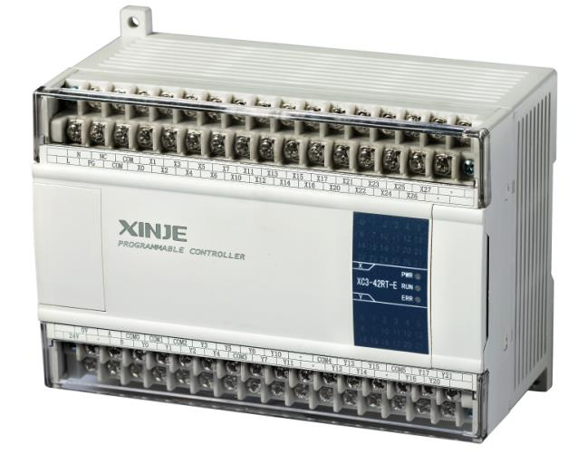 XINJE XC3-42R/T/RT-E/C, XC3 Series PLC CONTROLLER MODULE ,HAVE IN STOCK,FAST SHIPPING xc3 14r c xinje xc3 serie plc 8 point npn inputs 6 point relay outputs dc24v new