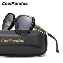 Ladies Luxury Top Brand Designer Polarized Sunglass