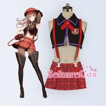God Eater Alisa Ilyinichna Omela cosplay costume