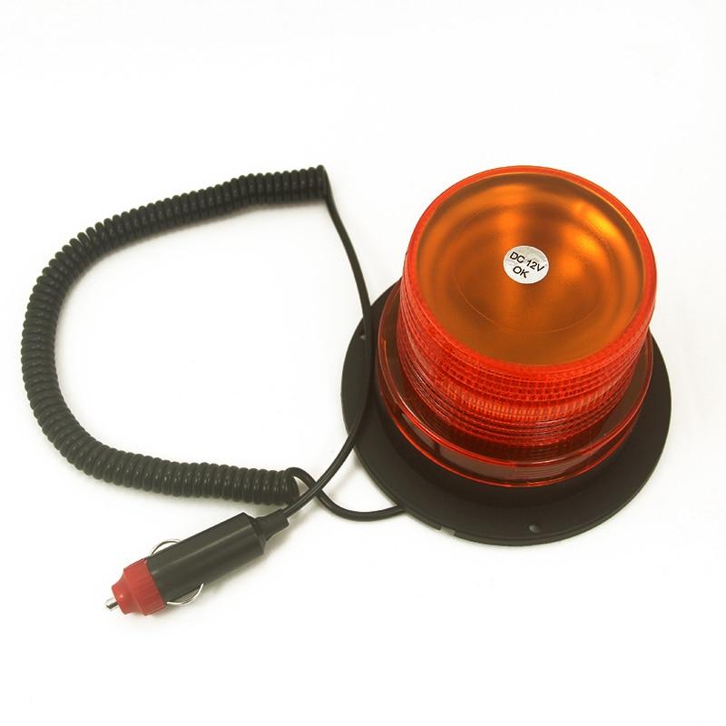 flashing strobe emergency light police warning light white amber red. Black Bedroom Furniture Sets. Home Design Ideas