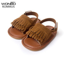 baby shoes new wholesale PU leather