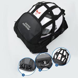 Мотоциклетный рюкзак для шлема, водонепроницаемый велосипедный рюкзак, мотоциклетная сумка для отдыха, дорожная сумка, Mc-0078 сумка на плечо