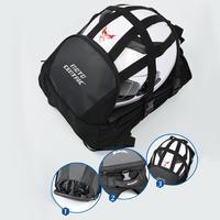Moto Centric Motorcycle Helmet Backpack Waterproof Cycling Backpack Motorcycle Bag Leisure Travel Bag Mc 0078 Shoulder Bag