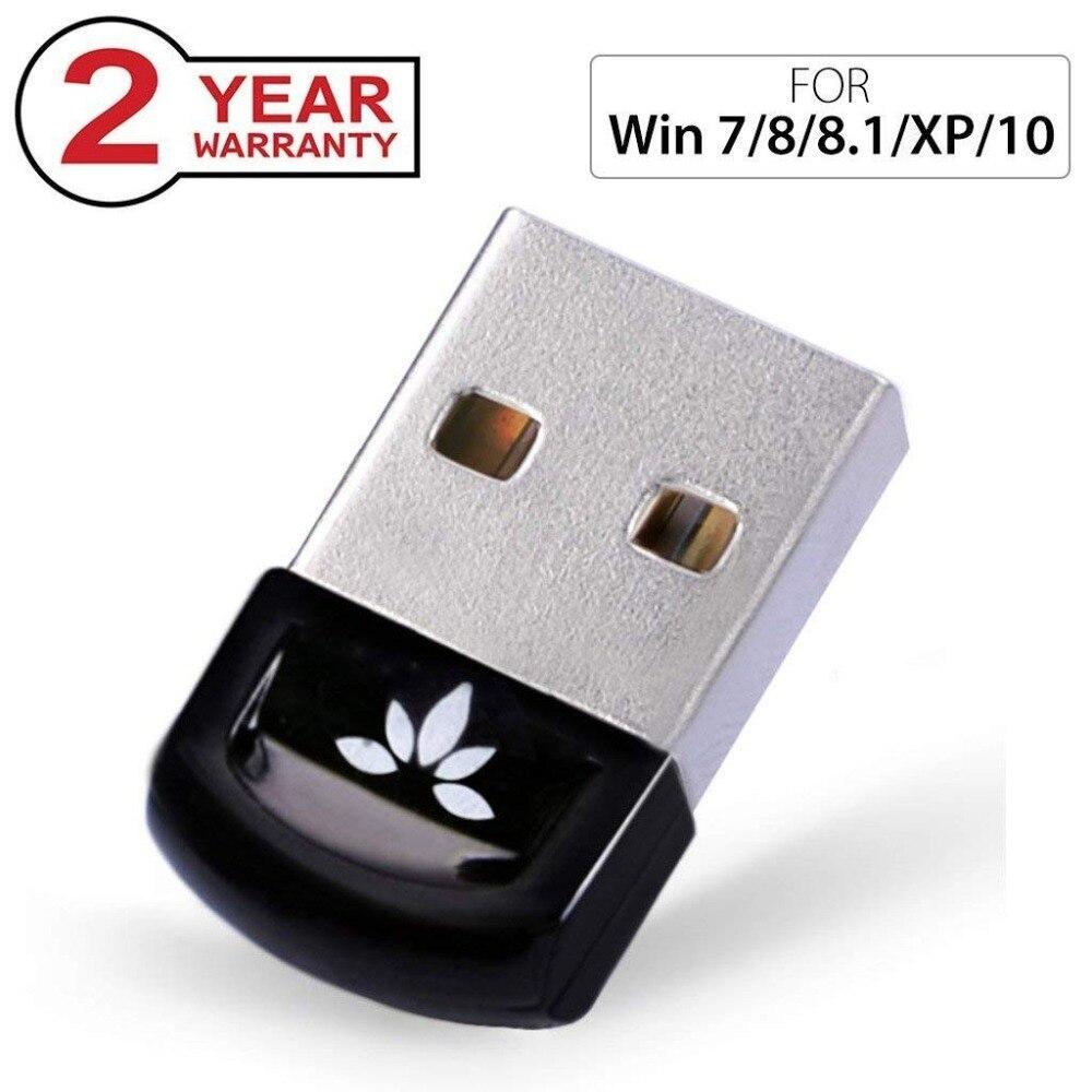 [2 año de garantía] Avantree USB Bluetooth 4,0 adaptador para PC inalámbrico Dongle para estéreo música VOIP teclado ratón S