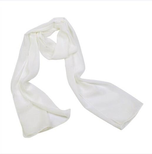 Puffy Woman Chiffon Wrap Schal Bridal Scarf Summer Muslim Hijabs 200 - Bröllopstillbehör - Foto 2