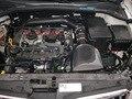 Воздухозаборник из углеродного волокна для двигателя VW MK6 gti EA888 tsi