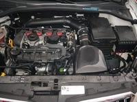 Entrada de ar de fibra de carbono para vw mk6 gti ea888 tsi motor|Coletores de escapamento|Automóveis e motos -