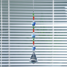 Butterfly Sun Catcher Crystal