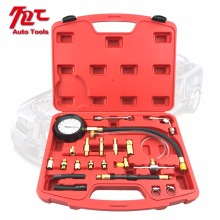 TU-114 Fuel Pressure Gauge Auto Diagnostics Tools For Fuel Injection Pump Tester